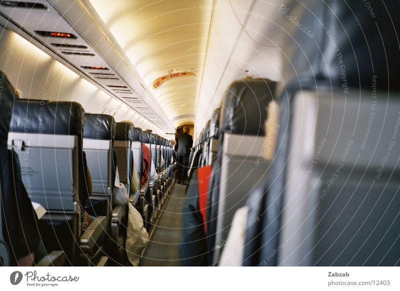Flugperspektive Himmel Luft Flugzeug Perspektive Luftverkehr Flughafen Sitzgelegenheit