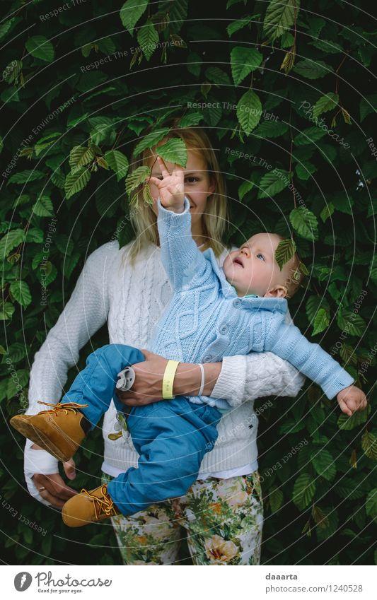 Ines Mikelis Freude Leben harmonisch Freizeit & Hobby Spielen Ausflug Abenteuer Freiheit Sommer Sommerurlaub Mensch feminin Kind Baby Mutter Erwachsene