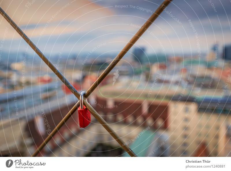 Wien City view Ferien & Urlaub & Reisen Stadt schön Haus Architektur Liebe Gefühle Gebäude Lifestyle Stimmung Freundschaft Zufriedenheit Fröhlichkeit ästhetisch