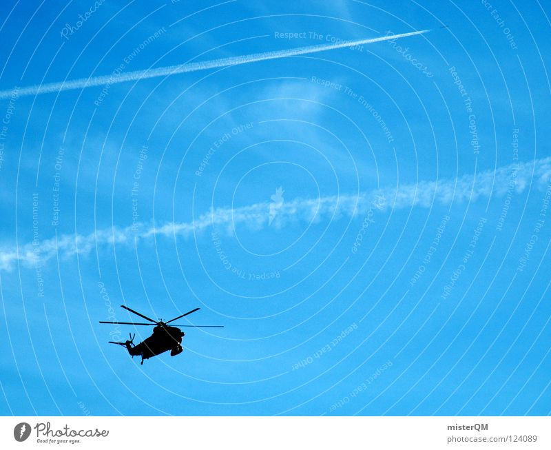 rescue. Himmel Ferien & Urlaub & Reisen blau schön weiß Meer Erholung Einsamkeit Blatt Wolken Ferne Fenster schwarz kalt Hintergrundbild klein