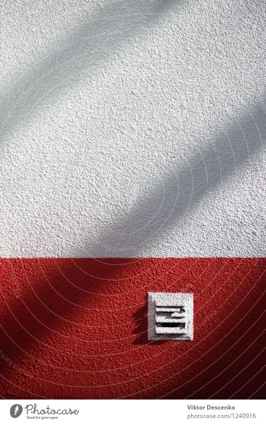 weiß rot Stil Linie hell Design Dekoration & Verzierung modern retro Streifen Sauberkeit rein durchsichtig Konsistenz Handtuch sehr wenige