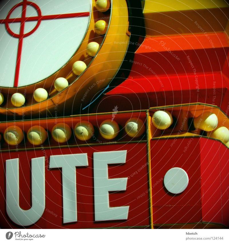 50 - Für Ute Freude Spielen lustig Schriftzeichen Buchstaben Unsinn