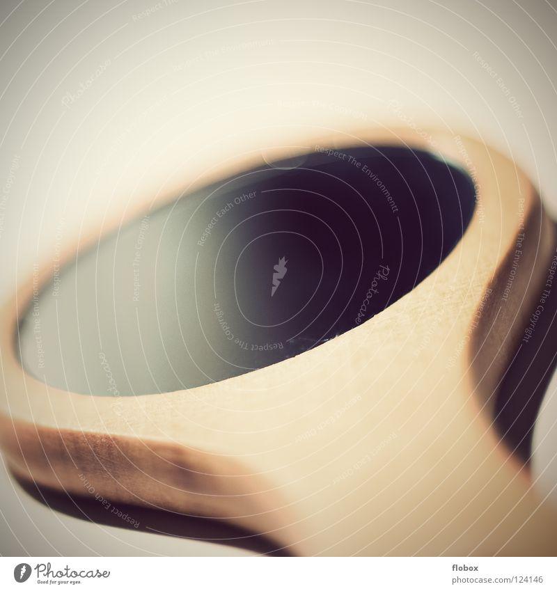 Vintage Spiegel Handspiegel Reflektor Reflexion & Spiegelung Oberfläche Strukturen & Formen Spiegelbild Licht Bad Wellness schön Schminken klein Holz Scherbe