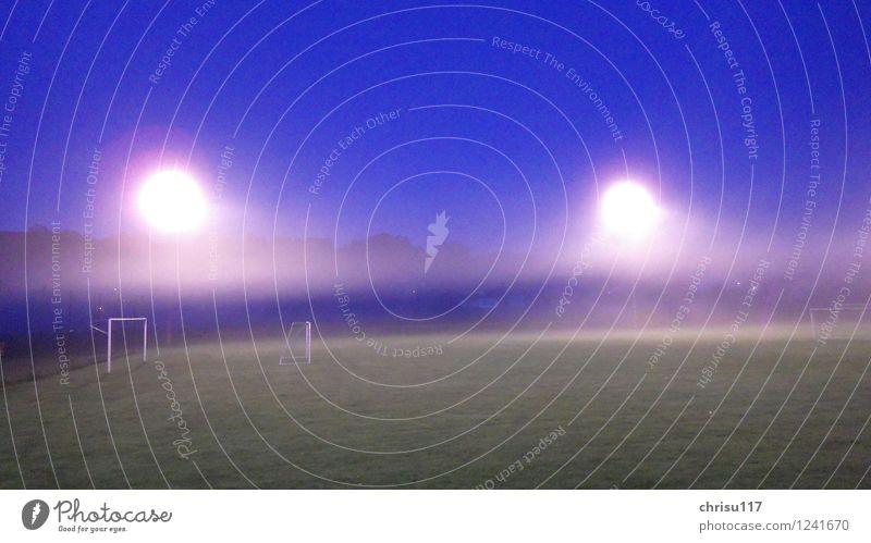 Flutlichter Freude Sport Spielen Freundschaft Freizeit & Hobby leuchten Technik & Technologie beobachten