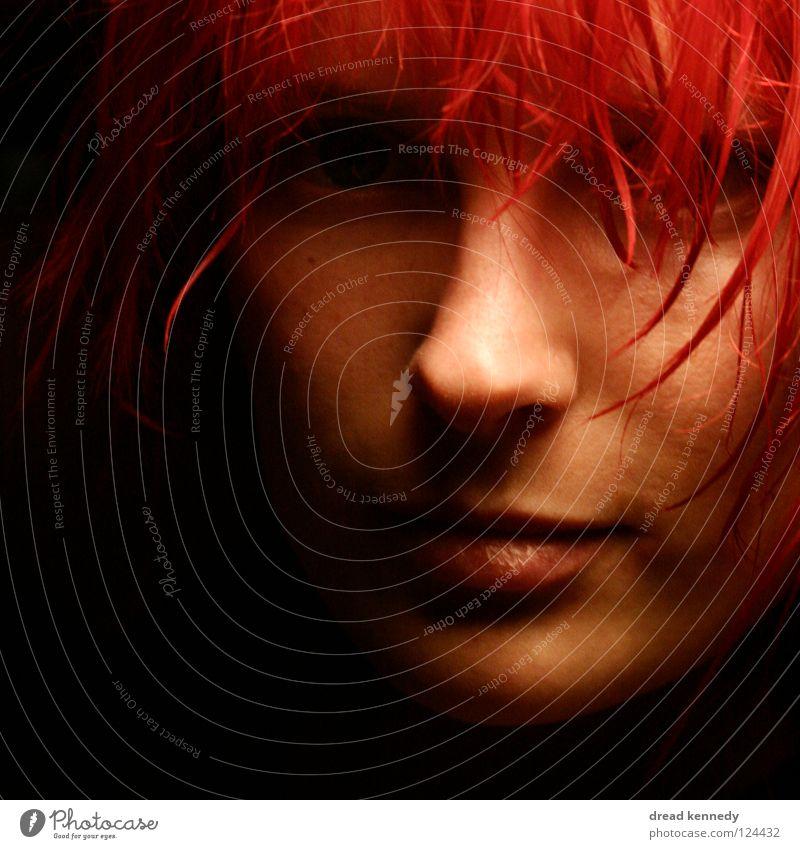 Selbst. Mensch Frau Jugendliche schön Gesicht Erwachsene Auge feminin Kopf Haare & Frisuren Haut Mund natürlich Nase einzigartig Lippen