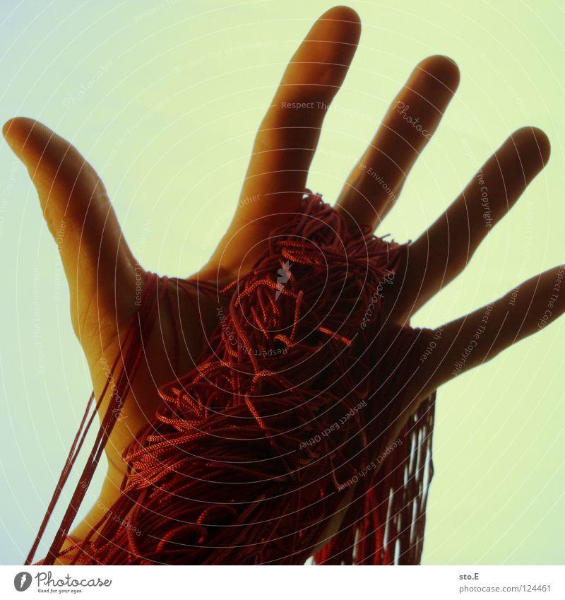 doppelt peace und lange haare Mensch Hand ruhig Farbe klein Feste & Feiern Beleuchtung Hintergrundbild Haut Ordnung Finger Hautfalten Falte nah Schnur Quadrat