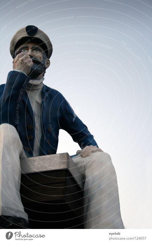 1000 heulende Höllenhunde Himmel Ferien & Urlaub & Reisen Mann Meer Erholung Ferne Senior Holz Kunst Denken See träumen Freizeit & Hobby Dekoration & Verzierung