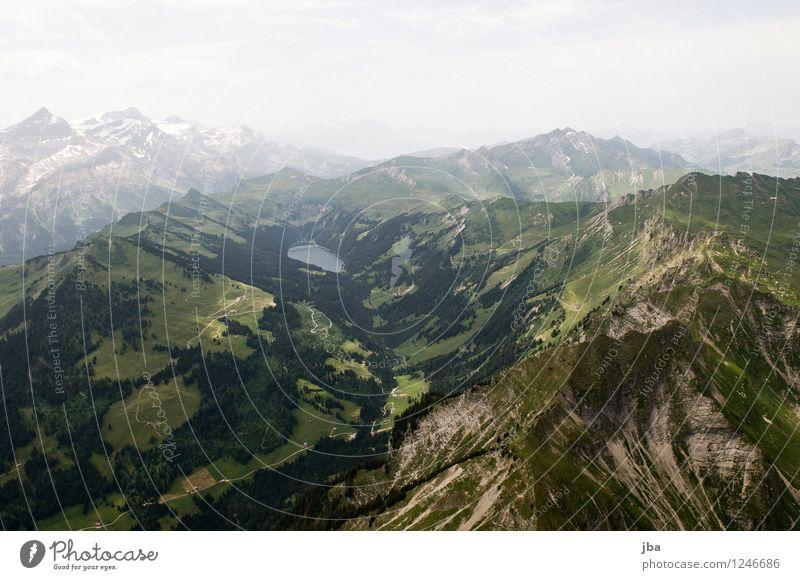 Arnensee Lifestyle Wohlgefühl Zufriedenheit Erholung ruhig Freizeit & Hobby Ausflug Freiheit Berge u. Gebirge Sport Gleitschirmfliegen Sportstätten Umwelt