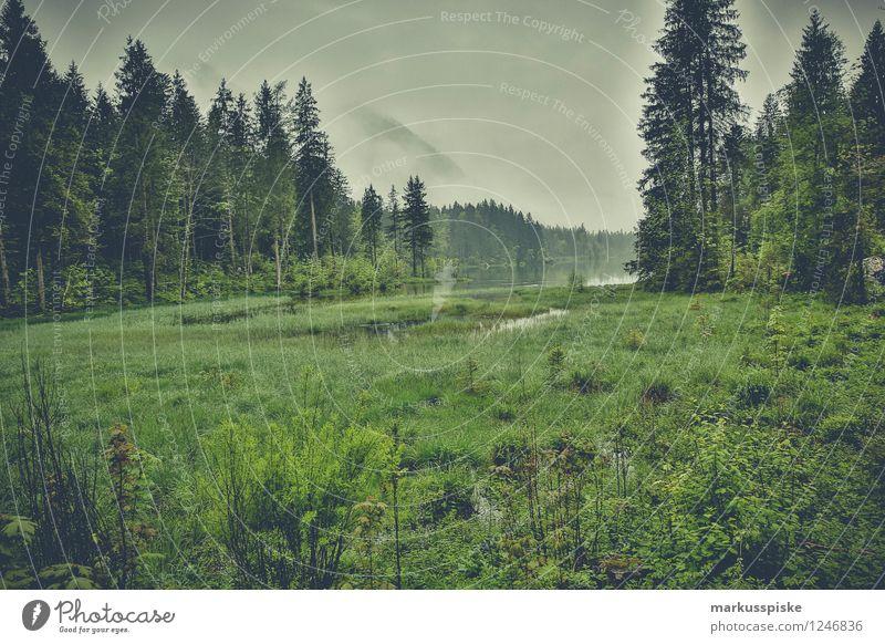 hintersee ramsau berchtesgaden oberbayern Freizeit & Hobby Ferien & Urlaub & Reisen Tourismus Ausflug Abenteuer Ferne Freiheit Camping Berge u. Gebirge Natur