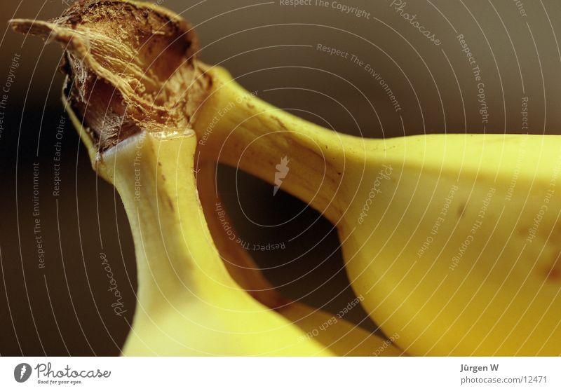 Affenkotlett Banane gelb Nahaufnahme Frucht Makroaufnahme Detailaufnahme Schatten Schalen & Schüsseln banana fruit shadow