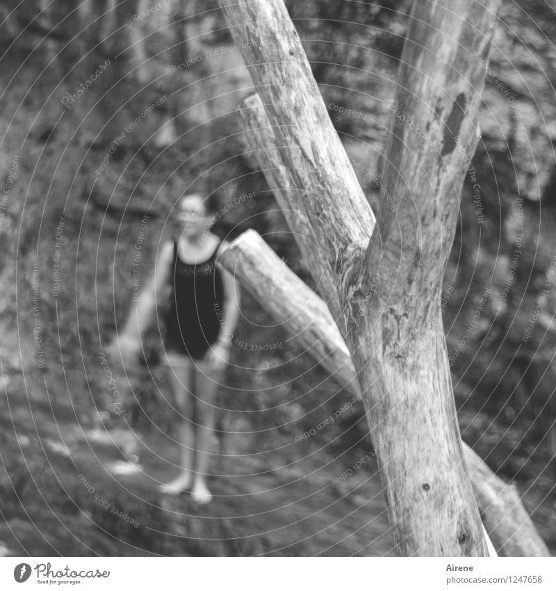 Abenteuerspielplatz Mensch Kind Freude Mädchen feminin Sport Spielen Holz Freizeit & Hobby Kindheit Ausflug 8-13 Jahre sportlich Klettern entdecken