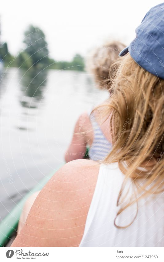 gemeinsam Frau Mensch Ferien & Urlaub & Reisen Landschaft Erholung Ferne Erwachsene Leben Küste feminin Bewegung Tourismus Freiheit Freundschaft Ausflug