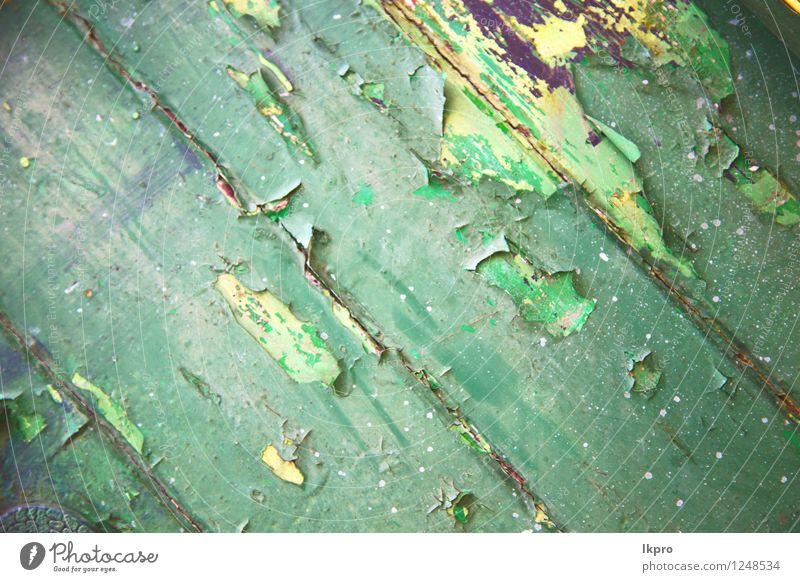 Grünes abstraktes Metall in Englan Natur alt nackt grün weiß dunkel schwarz natürlich grau braun Kunst Design Tisch Material Etage Schreibtisch