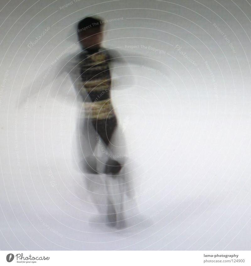 Spinning around [PIXELS IN MOTION] Bildpunkt Geschwindigkeit Sport Unschärfe Belichtung Symbole & Metaphern Bewegung drehen fahren Streifen elegant Fernsehen
