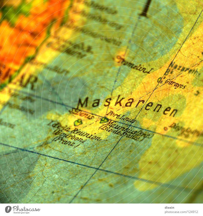 In 20 Tagen um die Welt; Tag4: Maskarenen Ferien & Urlaub & Reisen Insel Afrika Inselkette Indischer Ozean Mauritius Kreole Längengrad