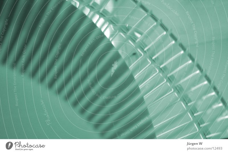 Ventilator Gitter Fan Nahaufnahme grün Häusliches Leben Detailaufnahme lattice