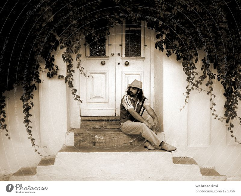 long long alone time Häusliches Leben sad wait door bozcaada turkey Sepia nowember self portail