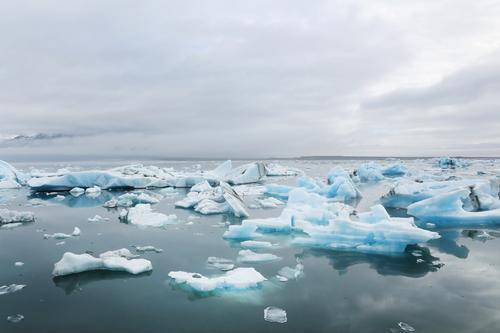 ICE ICE ICE Himmel Natur blau Meer Landschaft Wolken Ferne Winter kalt Reisefotografie Umwelt Schnee Küste See Stimmung Eis