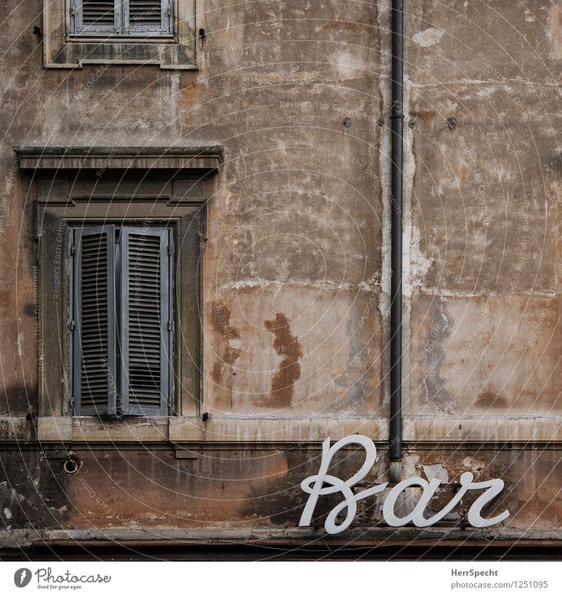 Tristevere Ferien & Urlaub & Reisen Tourismus Städtereise Bar Cocktailbar Rom Trastevere Italienisch Lazio Stadtzentrum Altstadt Bauwerk Gebäude Architektur