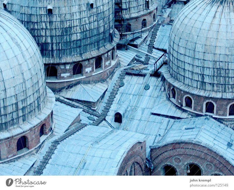 Basilica di San Marco (Venedig) Religion & Glaube Italien Dom Kuppeldach Gotteshäuser Basilika Markusplatz San Marco Basilica