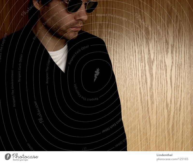 Jack Maddox Pt.3 Mann Hand Arbeit & Erwerbstätigkeit Coolness Brille stehen Ladengeschäft Anzug Bart Computernetzwerk Krimineller Hiphop Mafia Sprechgesang Rapper Zuhälter