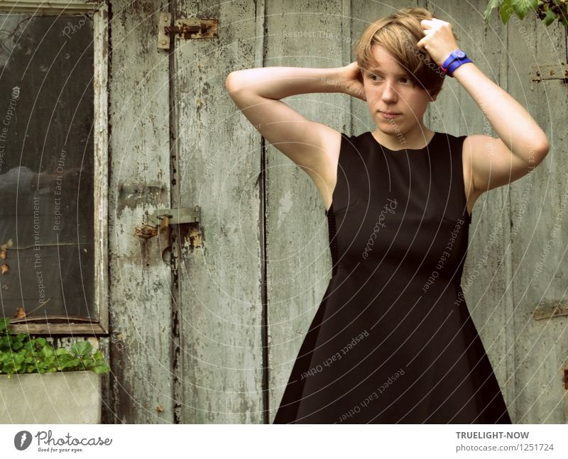 Haare schön?! Mensch Kind Jugendliche blau nackt grün Junge Frau Erotik schwarz Leben feminin grau Garten Haare & Frisuren Lifestyle
