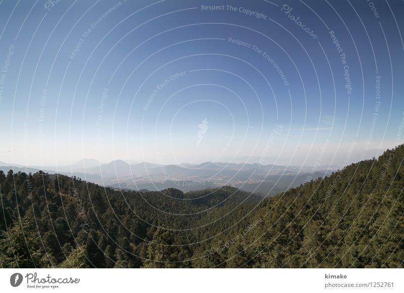 Monarch-Land Himmel Natur Pflanze Baum Erholung Landschaft Freude Wald Berge u. Gebirge Umwelt Leben Frühling Freiheit Horizont Erde Wetter