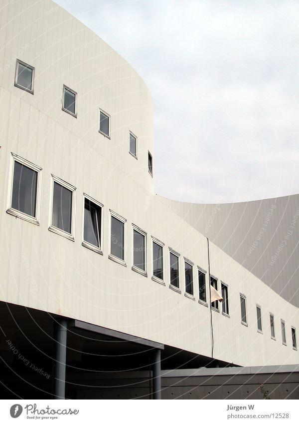 Schwingungen 2 Architektur Theater Düsseldorf schwingen