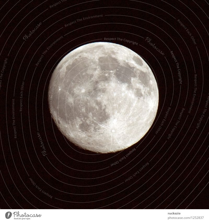 Vollmond; Impression; Gestirn; Erdtrabant; Mond; dunkel Stimmung Siluette Siluetten Eindruck Himmelskörper & Weltall Mondimpression Mondimpressionen Trabbi