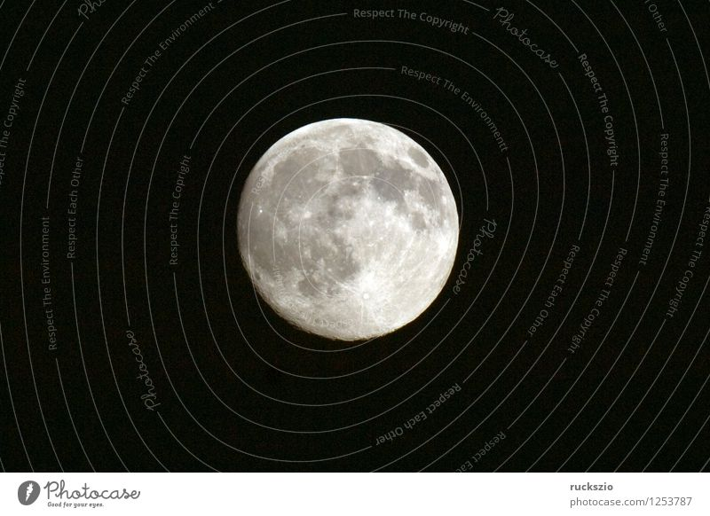 Vollmond; Impression; Gestirn; Erdtrabant; Mond; dunkel Stimmung Mond mystisch Himmelskörper & Weltall Eindruck Trabbi Vollmond