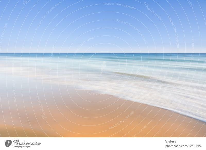 spirit of summer II Ferien & Urlaub & Reisen Sommer Sonne Meer Landschaft Ferne Strand Reisefotografie Küste außergewöhnlich glänzend fantastisch Romantik