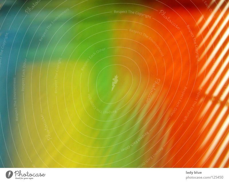 Regenbogenrollo weiß grün blau rot Freude schwarz gelb Farbe Linie Kunst Bekleidung Stoff Jalousie Kunsthandwerk Rollo