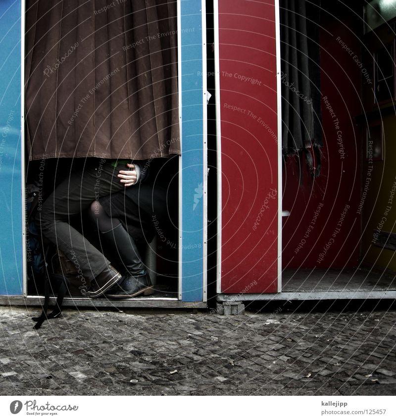 popocase Mensch Hand Freude Straße Beine Paar Freundschaft 2 Schuhe Fotografie Gesäß Hose trashig Vorhang Doppelbelichtung Sitzgelegenheit