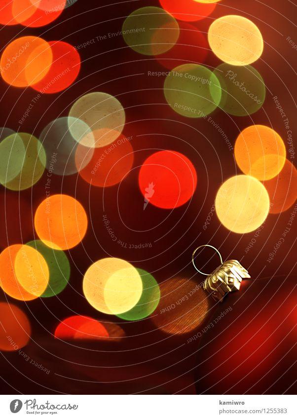 Weihnachten & Advent grün schön Farbe rot Winter Glück Feste & Feiern Kunst hell glänzend Design Dekoration & Verzierung Fotografie Jahreszeiten neu