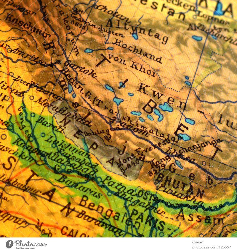 In 20 Tagen um die Welt; Tag6: (Free) Tibet Nepal Bhutan Bengalen Hochgebirge Hochebene Asien wandern Bergsteigen China besetzen Gangsu Sichuan Yunnan