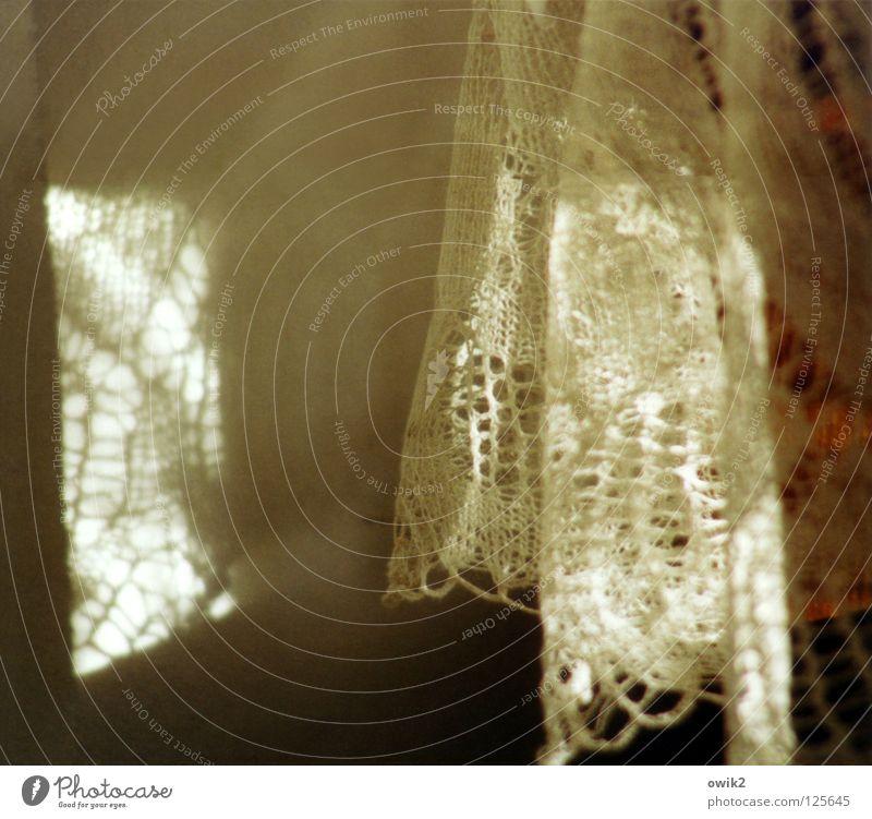 Früher Abend ruhig Wand Traurigkeit Beleuchtung Denken Dekoration & Verzierung Ecke Falte Handwerk Wohnzimmer durcheinander Nähgarn Tischwäsche Handarbeit