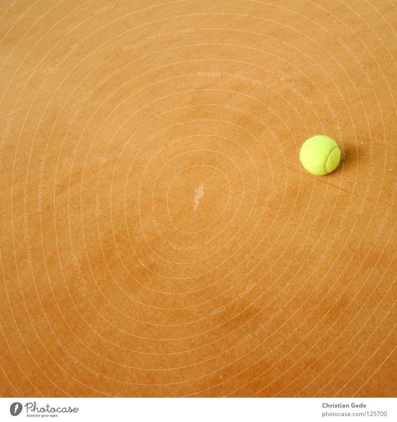 Auf weiter Flur grün weiß Winter Sport Spielen springen Linie orange Freizeit & Hobby Geschwindigkeit leer Ball Netz Lagerhalle Teppich Tennis