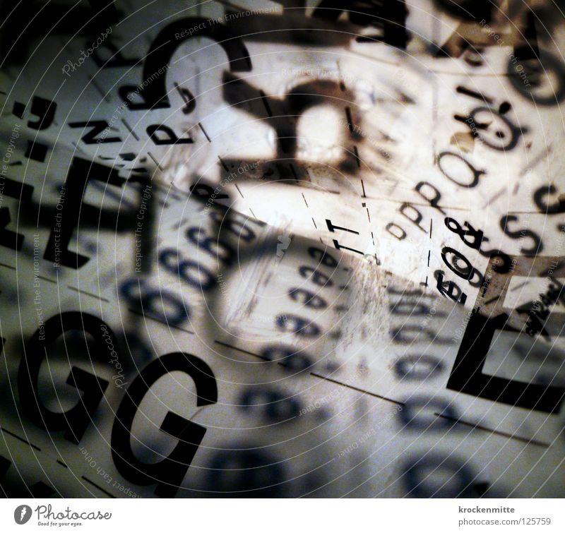 typo pichnette schwarz Design Schriftzeichen Buchstaben schreiben Grafik u. Illustration tief Kreativität Typographie durchsichtig gestalten