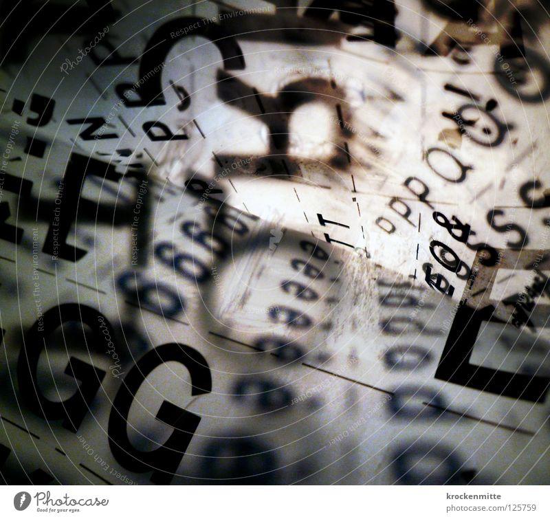 typo pichnette schwarz Design Schriftzeichen Buchstaben schreiben Grafik u. Illustration tief Kreativität Typographie durchsichtig gestalten r Lateinisches Alphabet