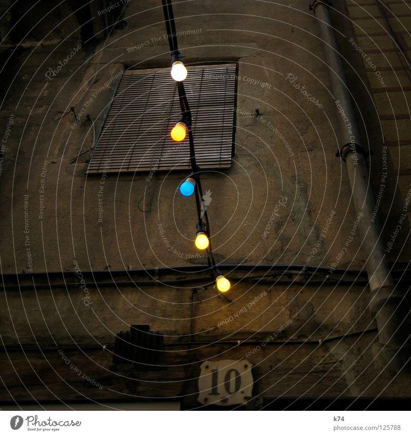 THOMAS ALVA EDISON Lampe Glühbirne Elektrizität Stromverbrauch Energie sparen Romantik Haus Wand Fassade 10 Fallrohr mehrfarbig Glühdraht Stromrechnung