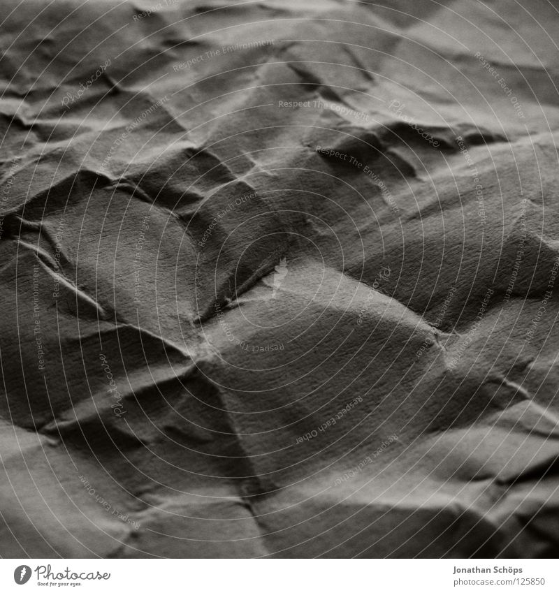 voll faltig Farbe dunkel Berge u. Gebirge Papier Hügel Quadrat Falte Stranddüne Karton Schlucht frontal Knick Faser Mittelformat Oberflächenstruktur