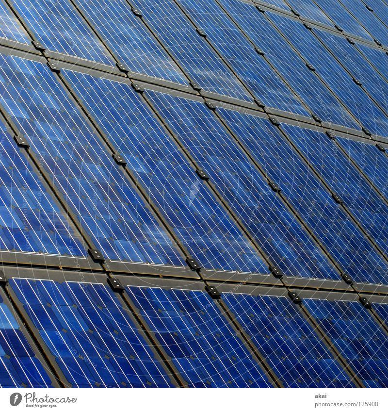 Solarpower 2 Ordnung Energiewirtschaft Elektrizität Industrie Technik & Technologie Sauberkeit Sonnenenergie Textfreiraum Neigung alternativ Stromkraftwerke