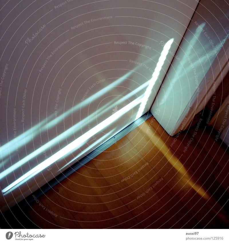 Guten Morgen photocase! Schattenspiel Lichtspiel Stimmung Physik Eingang Sommer Frieden Flur Reflexion & Spiegelung Sonnenreflexion Wärme morgendlich