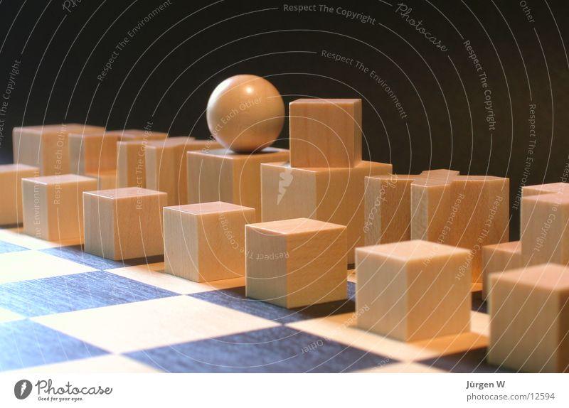 Bauhausschachspiel Spielen Holz Architektur Dinge Holzbrett Schachbrett Holzmehl