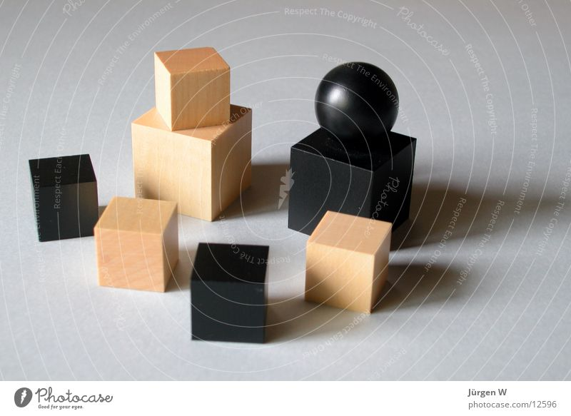 Familienausflug Spielen Architektur Holz Dinge Schach Schachfigur Bauhaus Holzmehl
