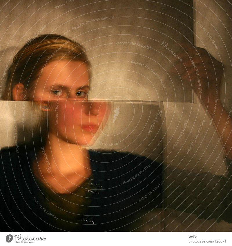 Verschiebung Zeit Licht Zauberei u. Magie Spielen abstrakt Hand Zeitreise utopisch Märchen Langzeitbelichtung Vergänglichkeit Jugendliche Bewegung
