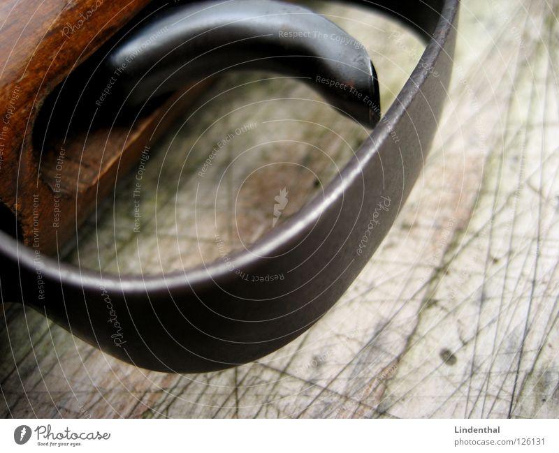 RIFLE III Holz Angst Tisch Ziel Panik Griff Waffe Gewehr