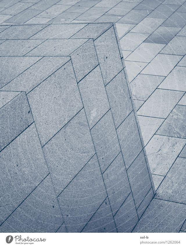blckfc Arbeit & Erwerbstätigkeit Büroarbeit Arbeitsplatz Bauwerk Gebäude Architektur Mauer Wand Beton ästhetisch kalt Stadt komplex Linie Ecke Am Rand Block