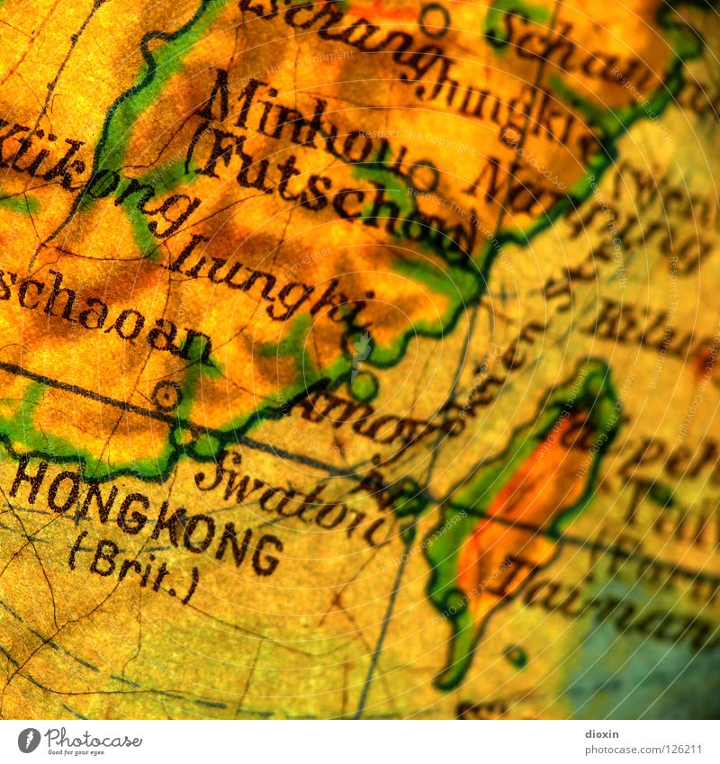 In 20 Tagen um die Welt; Tag8: Hong Kong (brit.) Asien China Hongkong Taiwan Taipeh Halbinsel Fernost Kowloon