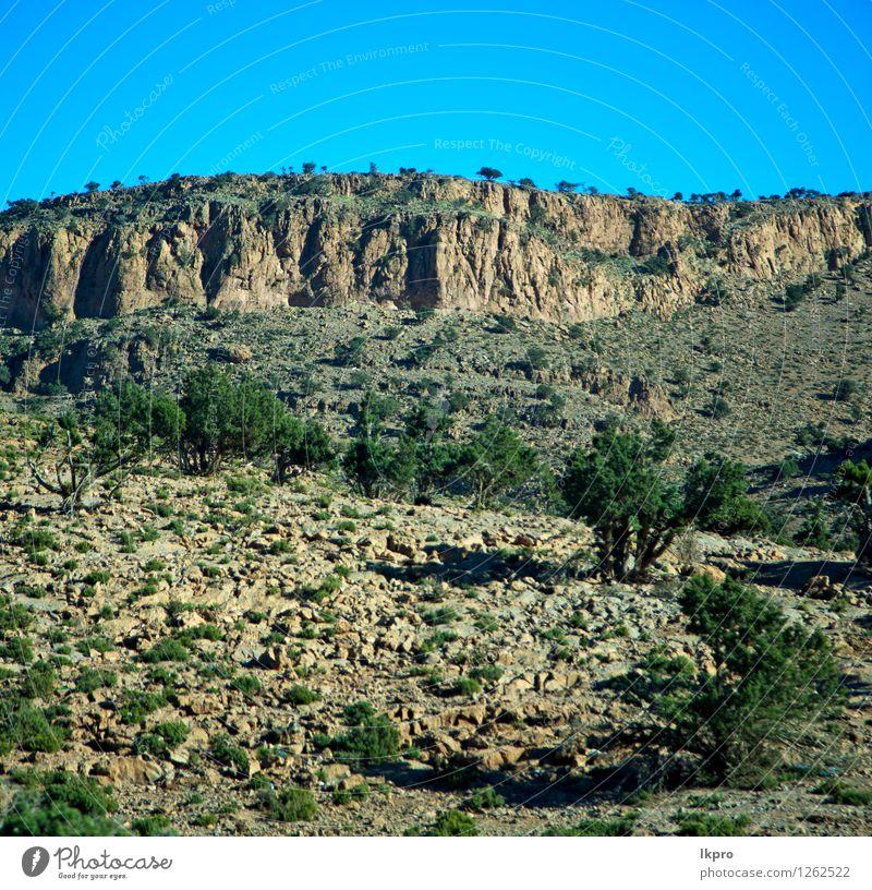 Himmel Natur alt Pflanze Sommer Einsamkeit Landschaft Winter Berge u. Gebirge Stein Linie Felsen Horizont Angst Klima Boden